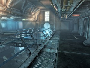 Убежище 101 в Fallout 3