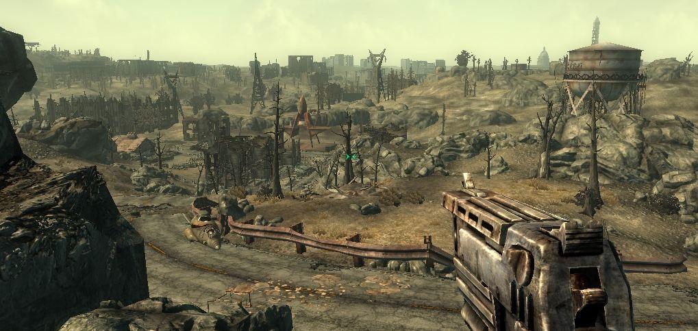 Проблемы на домашнем фронте | Fallout 3