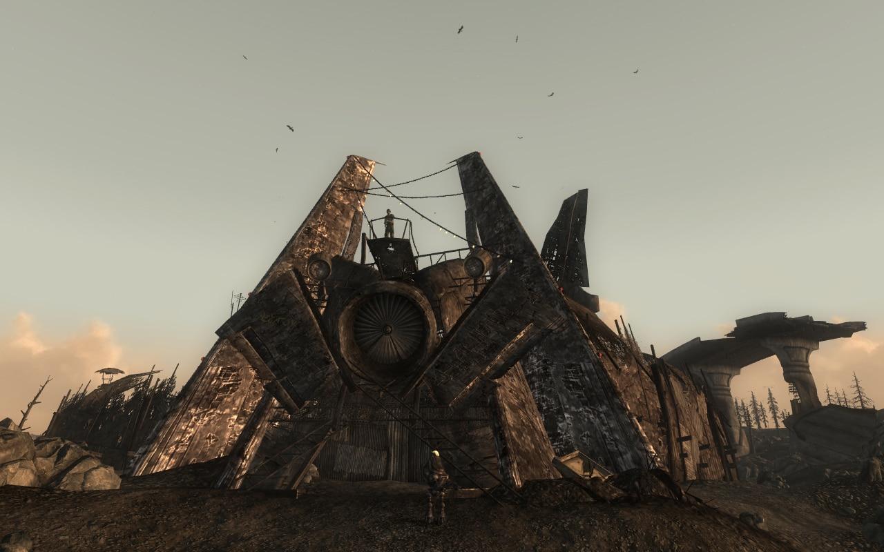 Локации Fallout 3: Мегатонна
