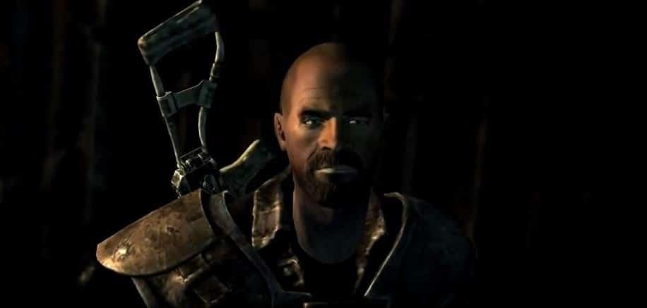 Напарники Fallout 3: Джерико