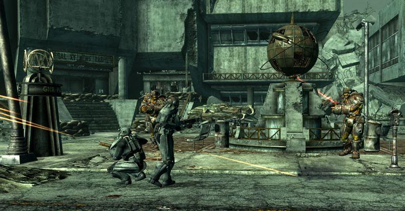 Прохождение Fallout 3: Квест «След в след»