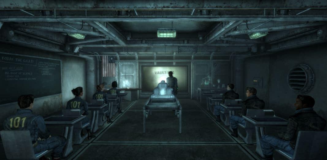 "Прохождение Fallout 3: Квест ""Будущее в тумане"""