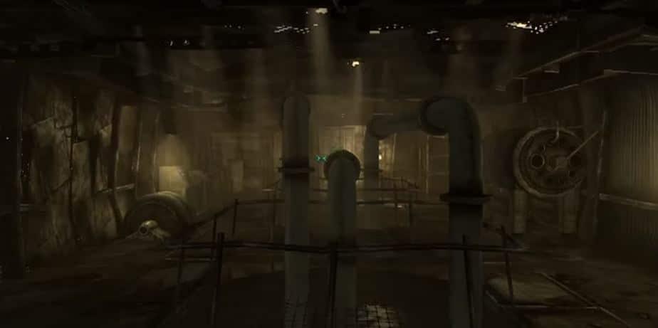Локации Fallout 3: Водоочистная станция Мегатонны