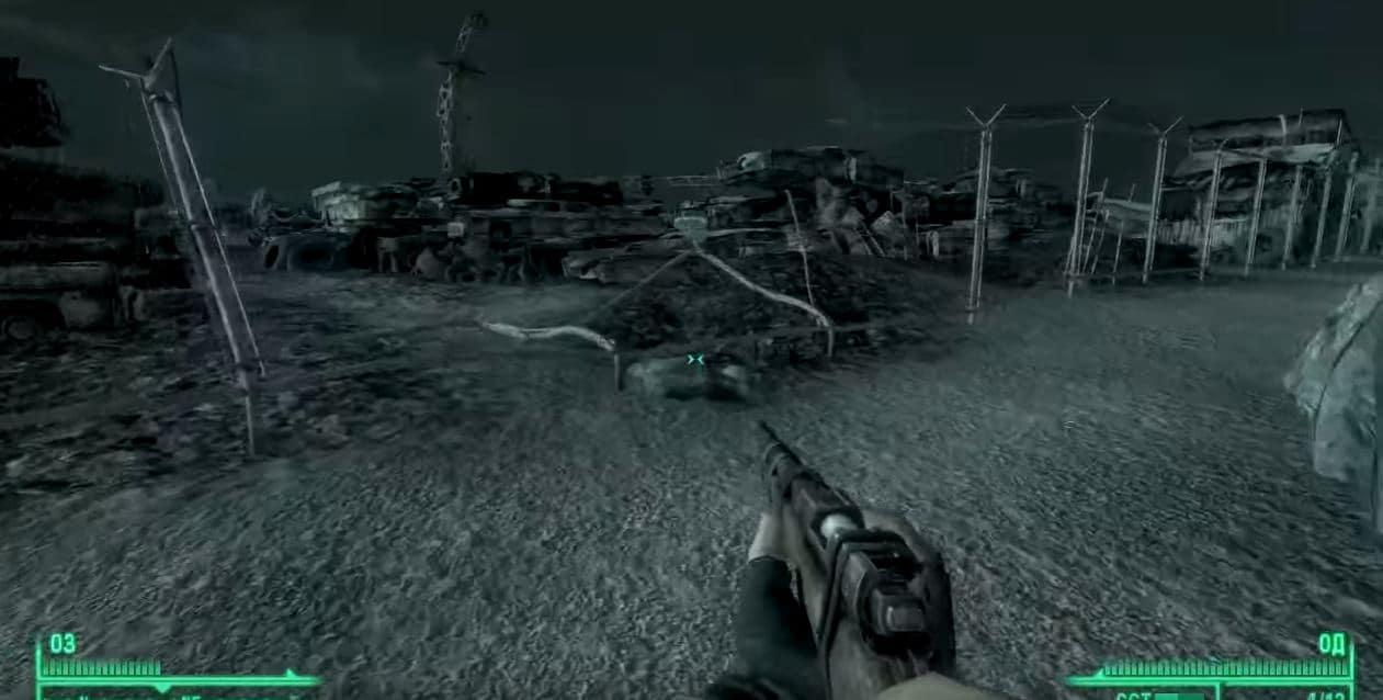 Локации Fallout 3: Свалка
