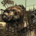 """Локации Fallout 3: Магазин """"На кратере"""""""