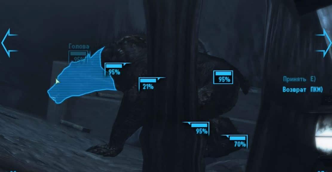 Мутанты Fallout 3: яо-гай