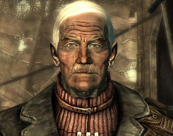 Персонажи Fallout 3: Натан Варгас