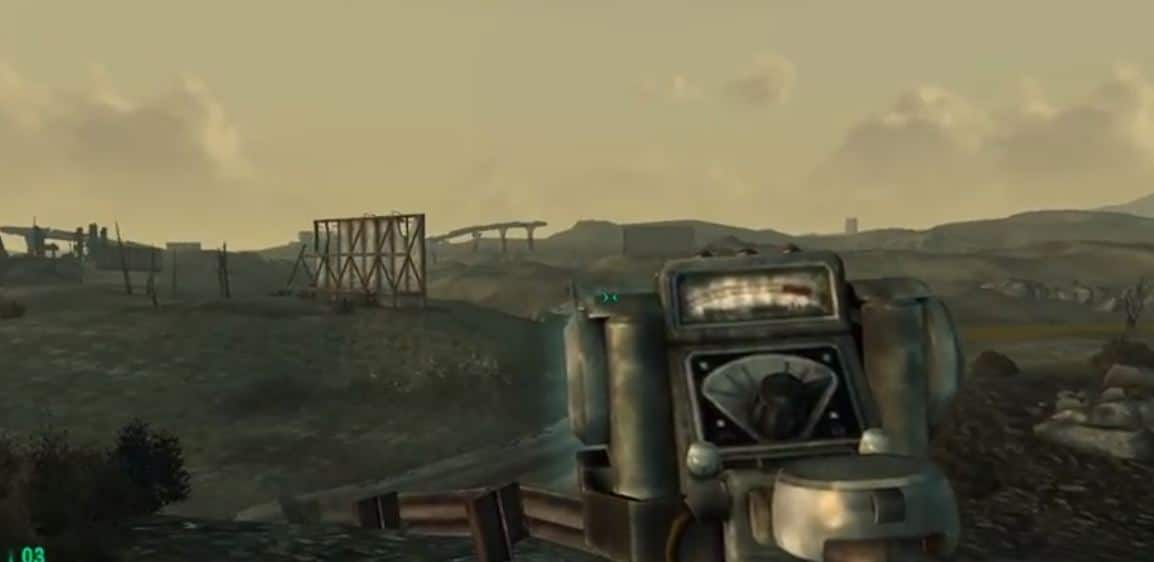 оружие Fallout 3: Гипнотрон