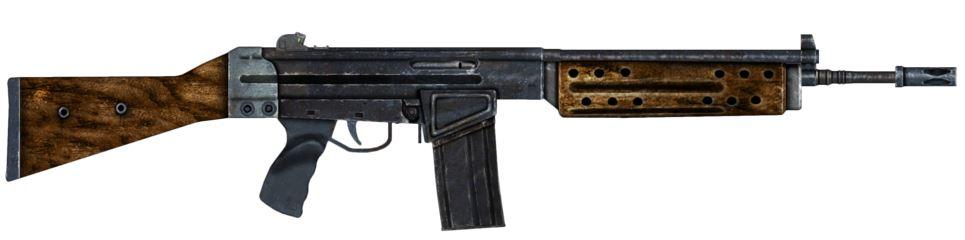 Оружие Fallout 3: Штурмовая винтовка