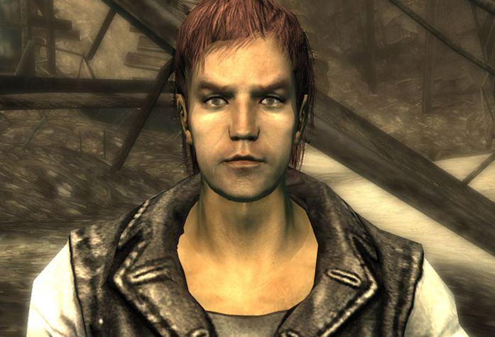 Персонажи Fallout 3: энди стал