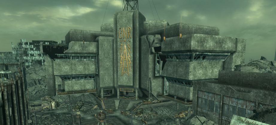 """Прохождение Fallout 3: Квест """"Радио Новости Галактики"""""""