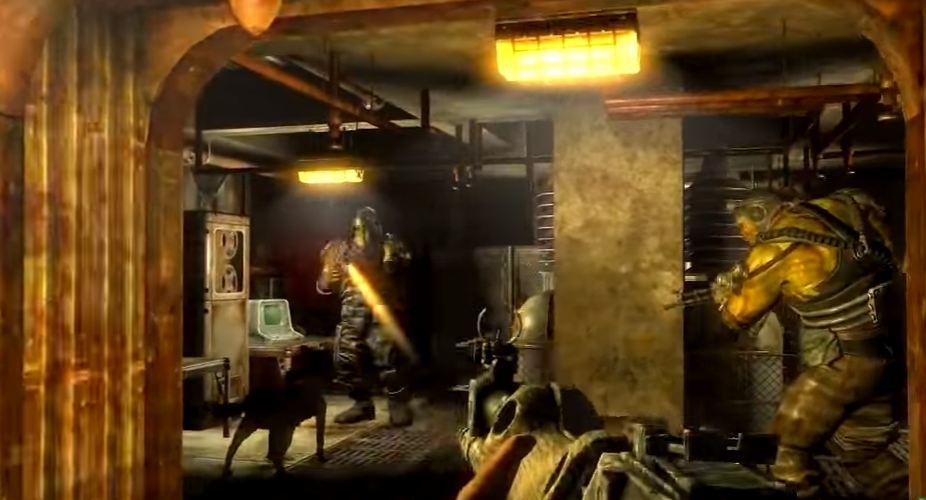 Локации Fallout 3: Убежище 87