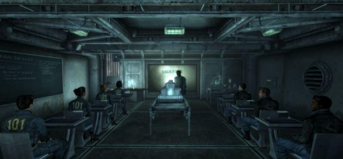 Прохождение Fallout 3