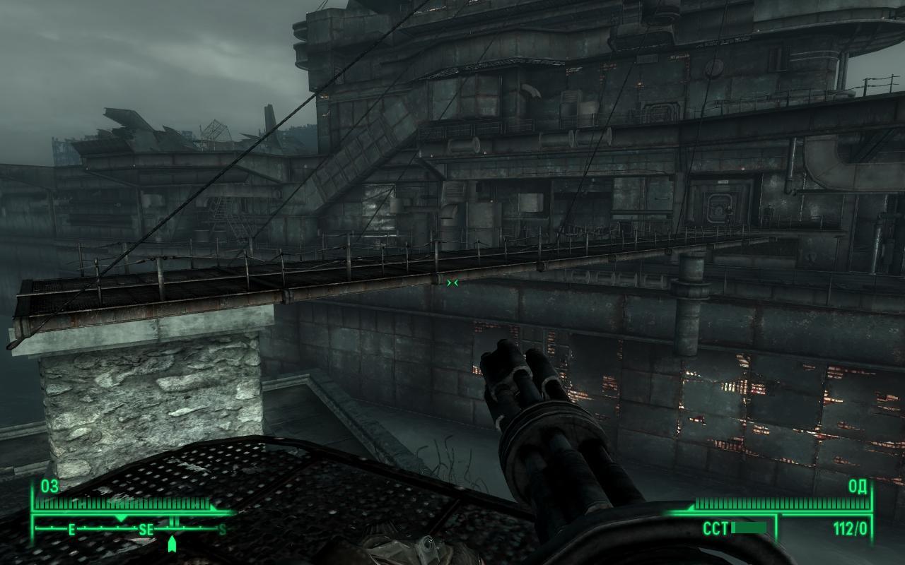Локации Fallout 3: ривет - сити