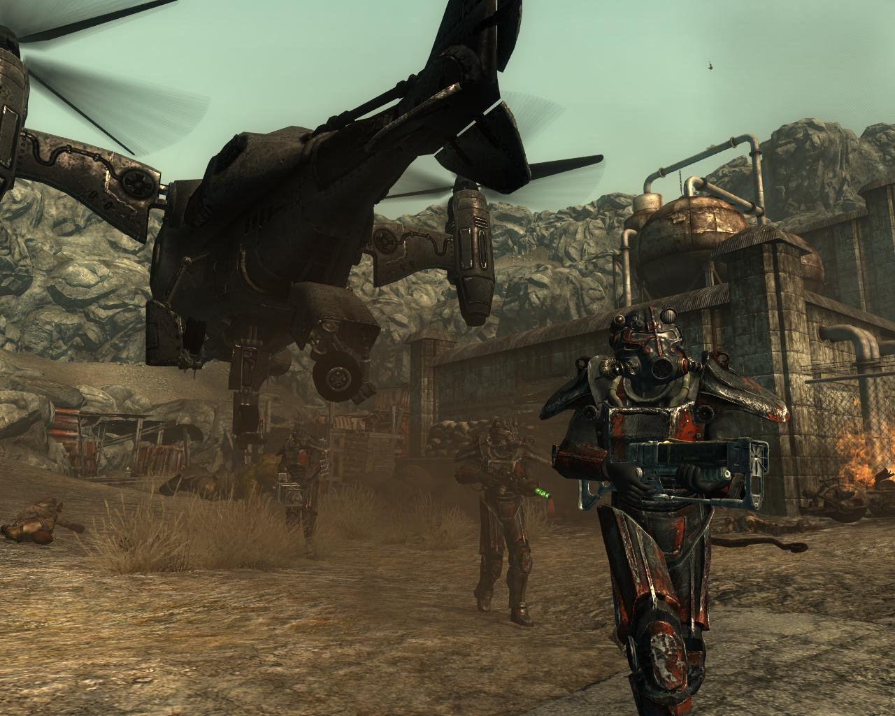 Прохождение Fallout 3: Квест «Живая вода»
