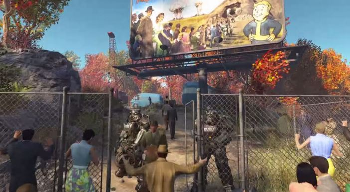 Локации Fallout 4: Убежище 111