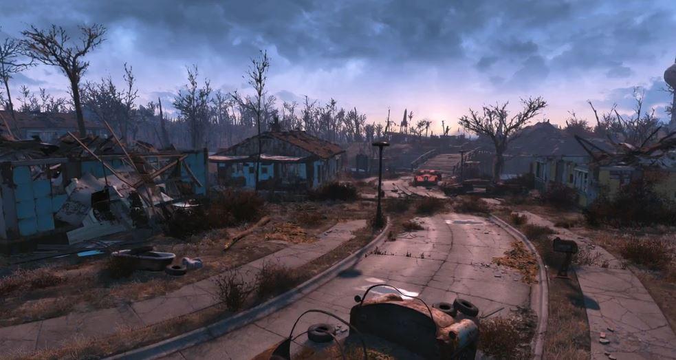 Локации Fallout 4: Сэнкчуари-Хиллз