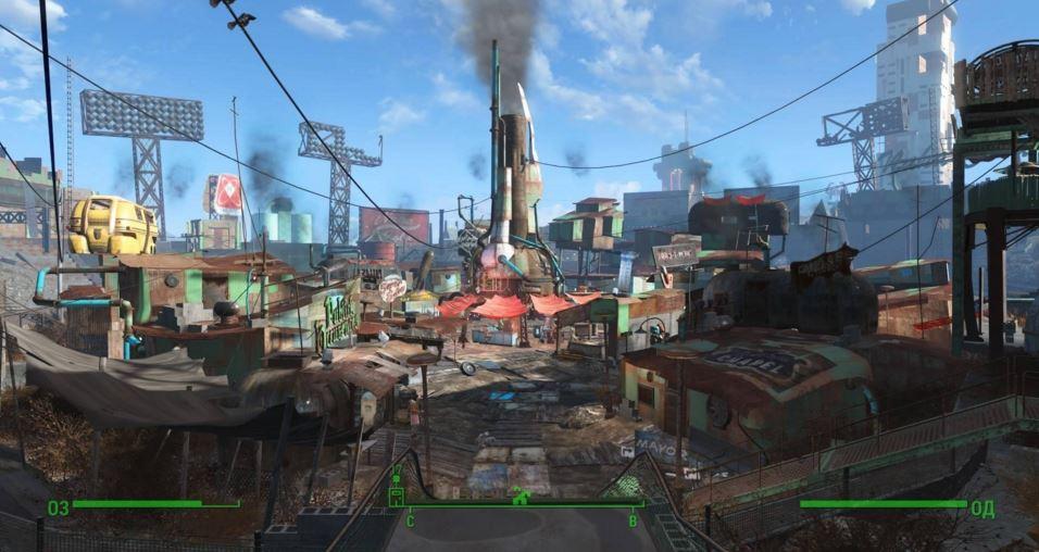 """Прохождение Fallout 4: Квест """"Жемчужина Содружества"""""""
