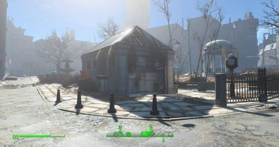 """Прохождение Fallout 4: Квест """"Валентайнов день"""""""