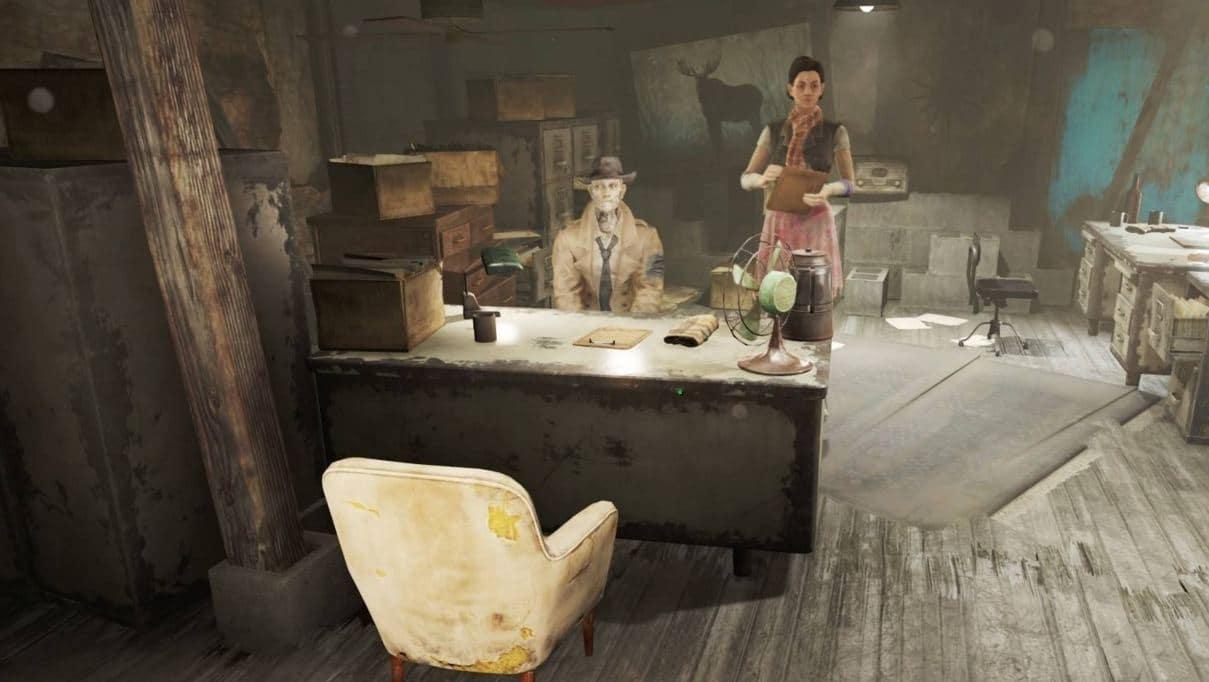 Прохождение Fallout 4: Квест Откровение