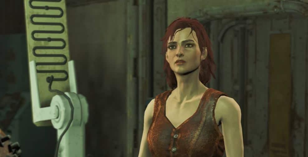 Персонажи Fallout 4: Кейт