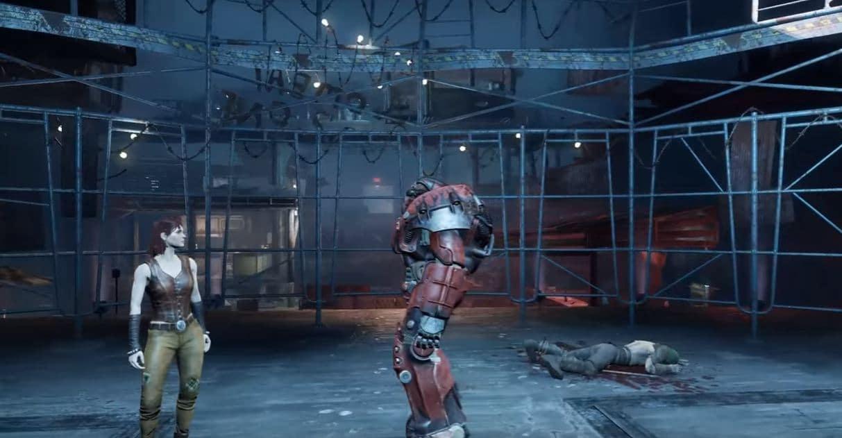 Fallout 4: Спутники