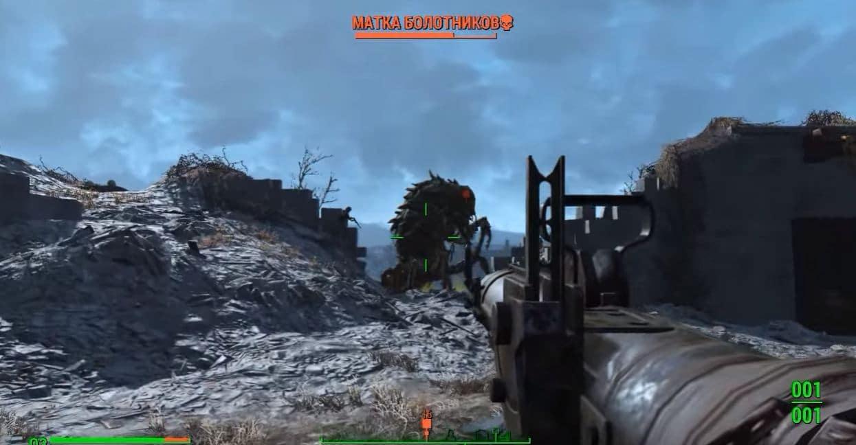 Прохождение Fallout 4 за Минитменов
