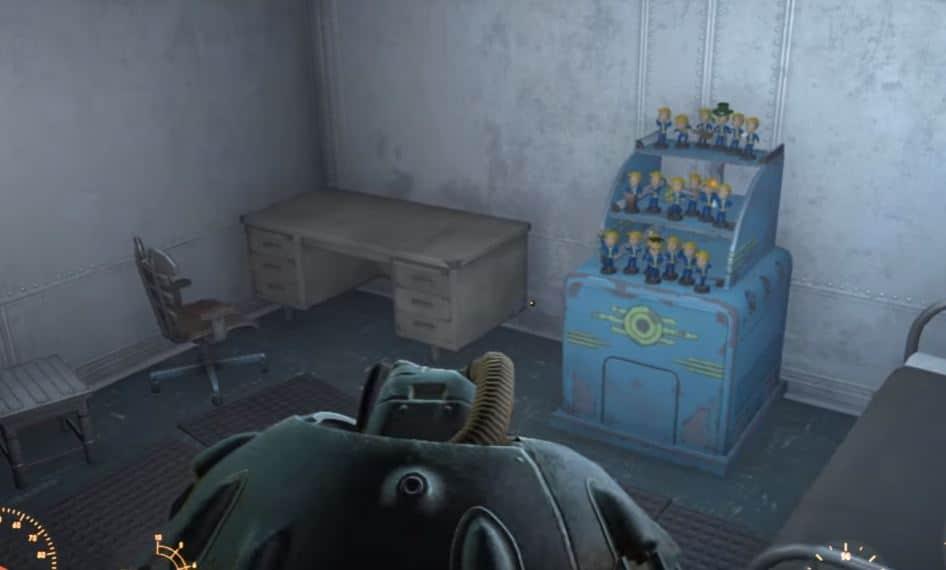 fallout 4 пупсы
