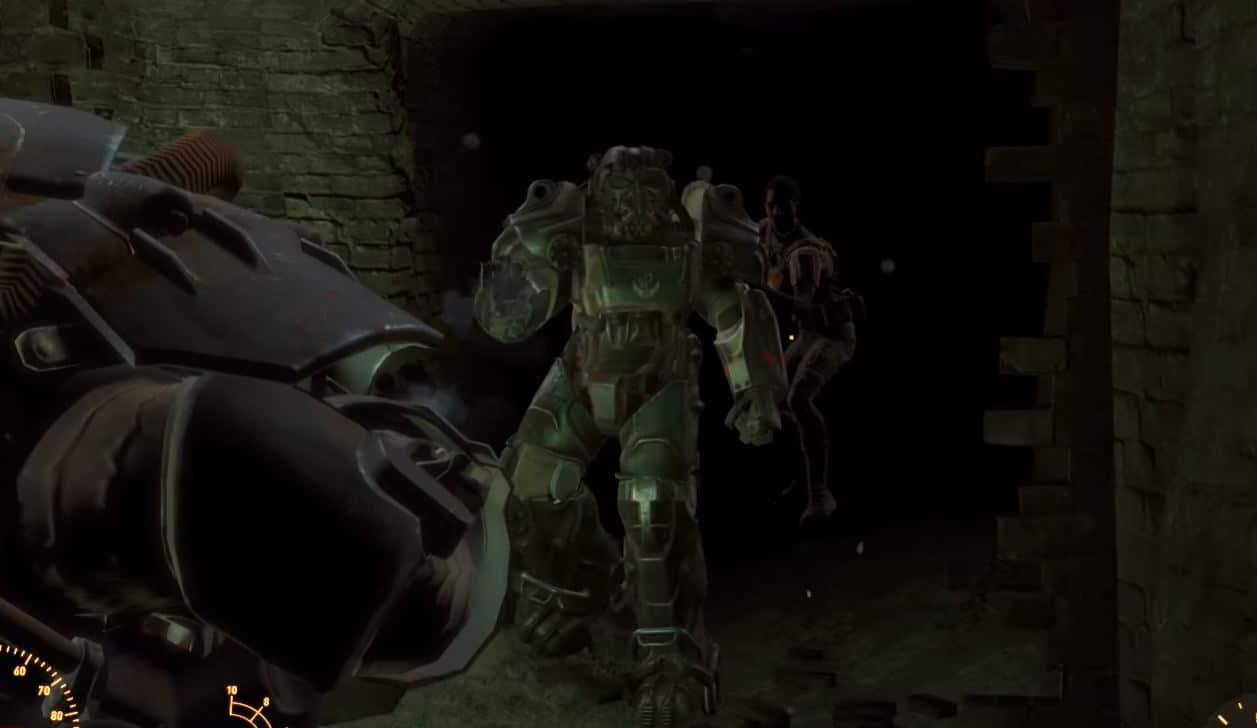 Прохождение Fallout 4 за Подземку