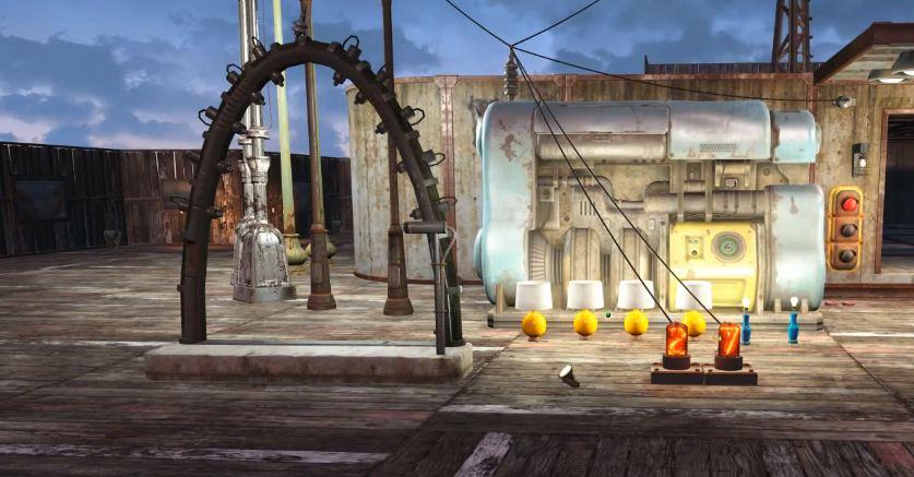 Обзор Fallout 4 - Wasteland Workshop DLC