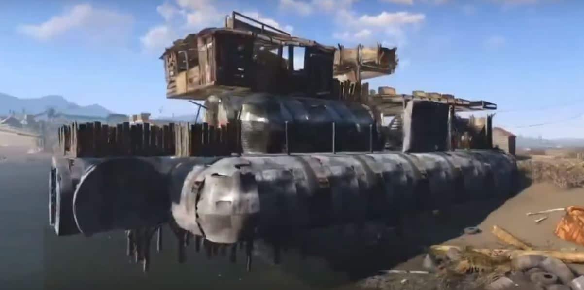 Fallout 4: Поселения