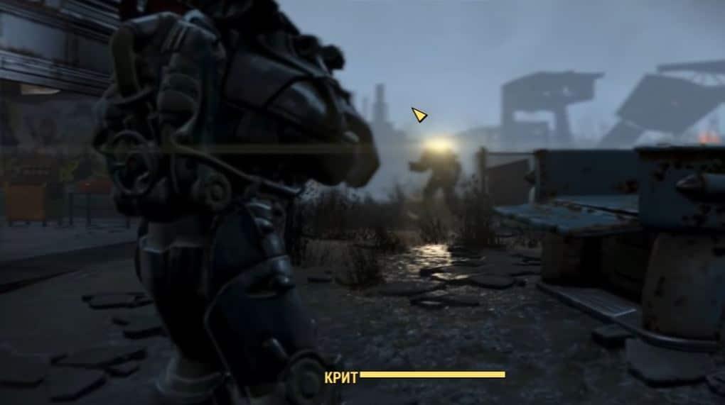 Где найти силовую броню в Fallout 4