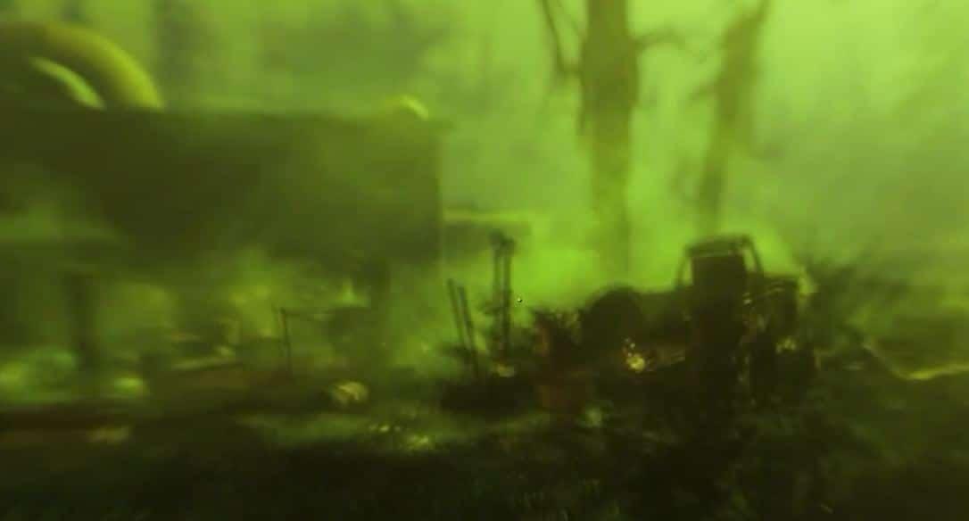 """Квест """"Лучше не вспоминать"""" (DLC Far Harbor)"""