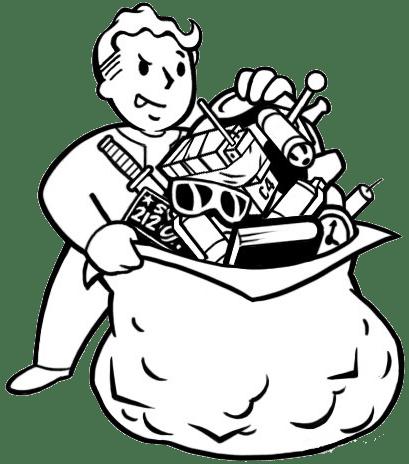 Переносимый вес в Fallout 4