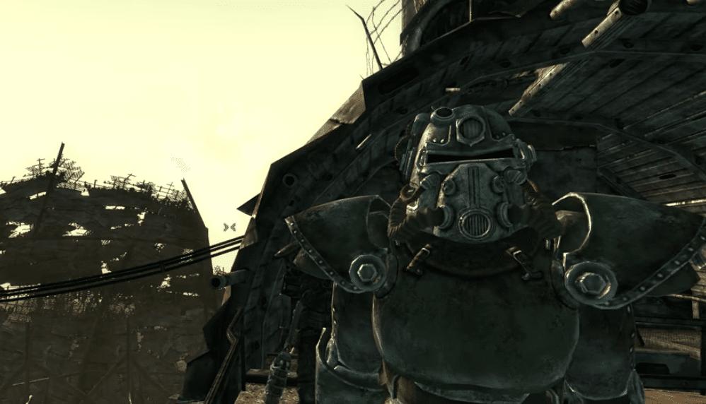 Броня в Fallout 3
