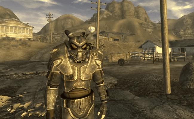 Вся броня в Fallout New Vegas
