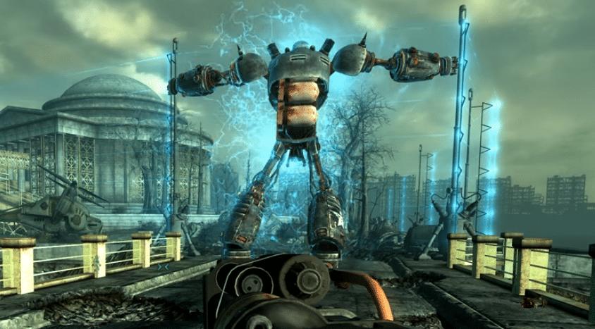 Все квесты Fallout 3