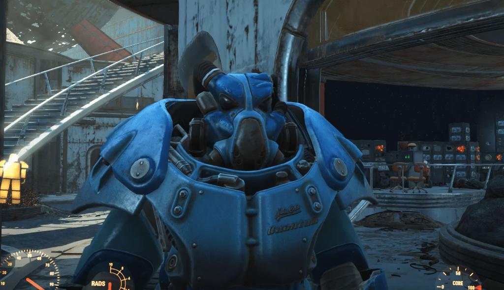 Где найти все звездные ядра в Fallout 4