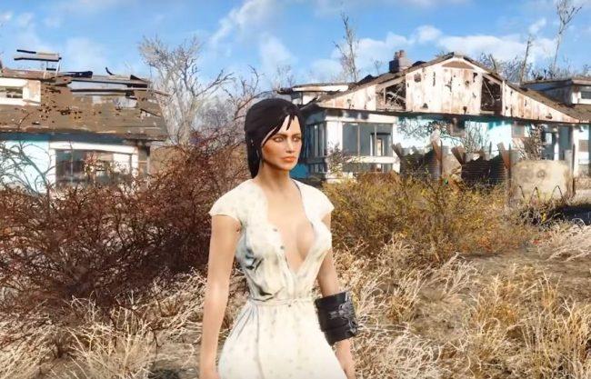 Костюмы в Fallout 4
