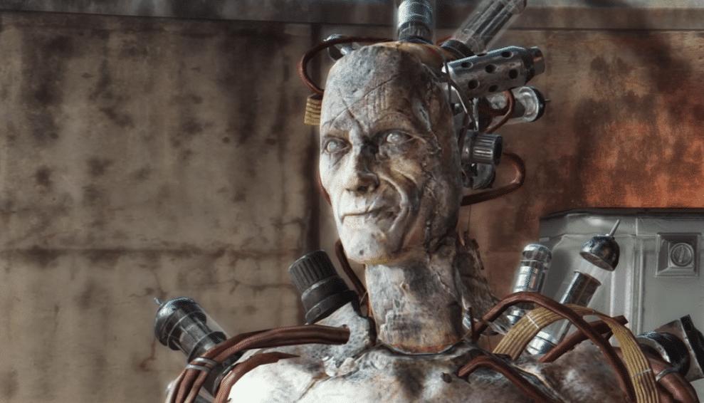 Персонажи Fallout 4: ДиМА