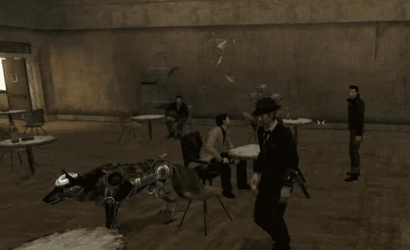 Собачья жизнь Fallout New Vegas