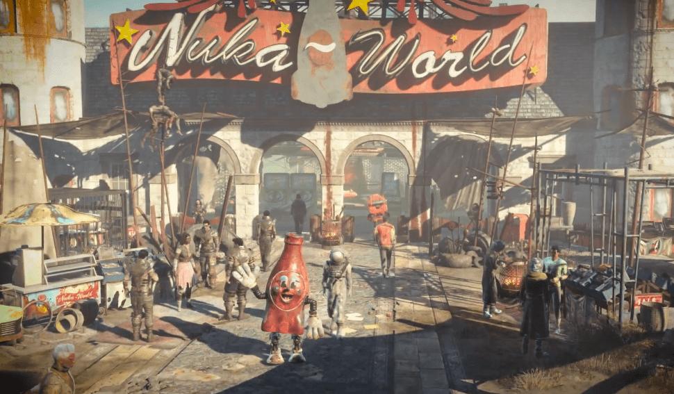 Все дополнения (DLC) Fallout 4