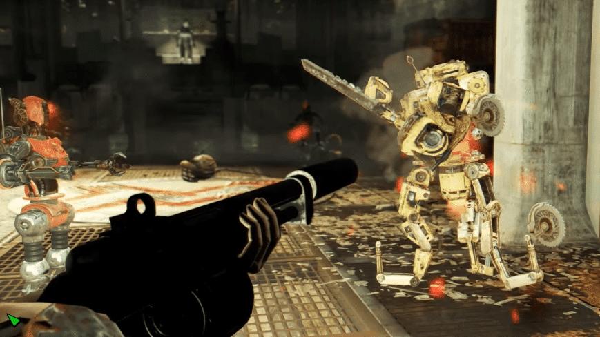Персонажи Fallout 4: Механист