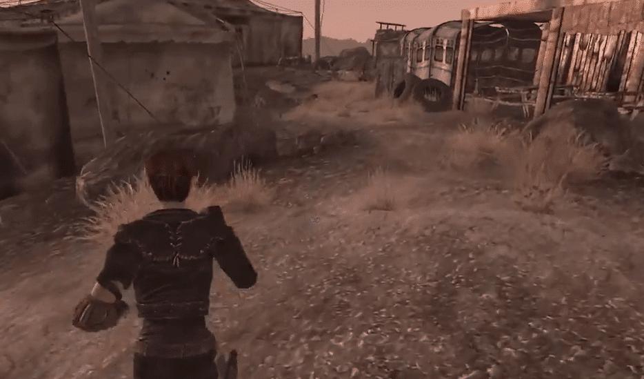 """Квесты Fallout New Vegas: """"Медицинская история"""""""
