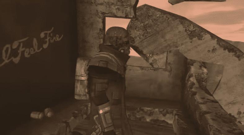 Полицейская броня (Fallout New Vegas)