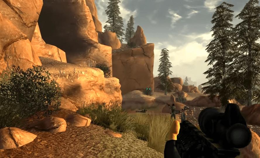 "Квесты Fallout New Vegas: Экспедиция ""Добрый путь"""