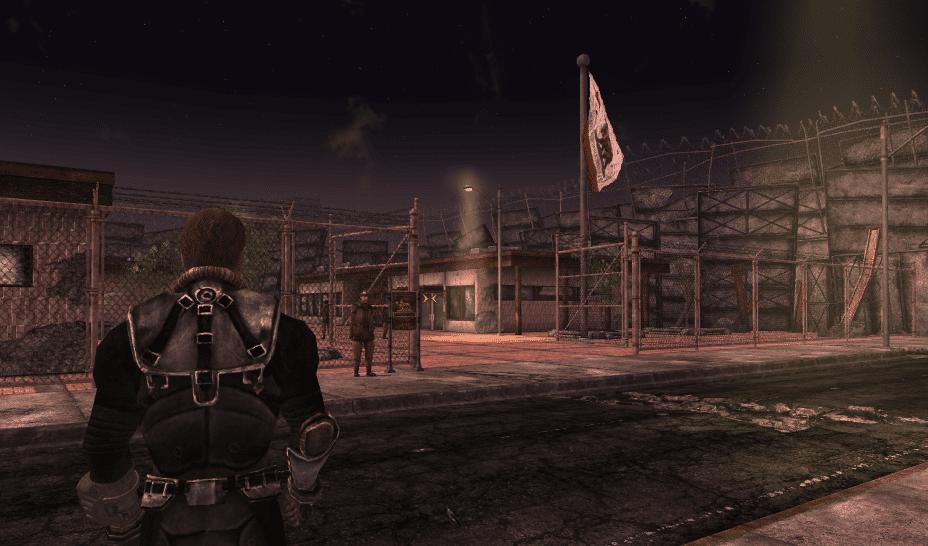 Прохождение Fallout New Vegas за НКР