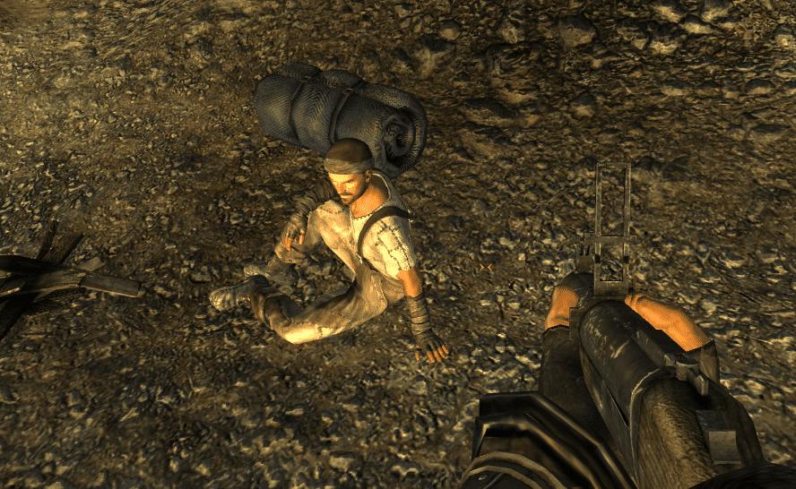 """Квесты Fallout New Vegas: """"Аризонский убийца"""""""