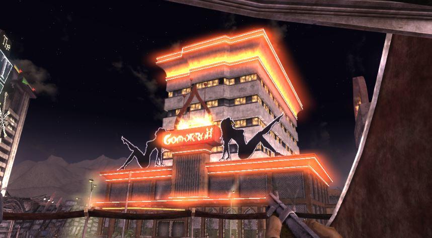 """Квесты Fallout New Vegas: """"Казино всегда в выигрыше, IV"""""""