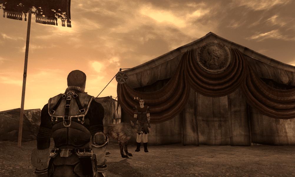 """Квесты Fallout New Vegas: """"Кесарю кесарево"""""""